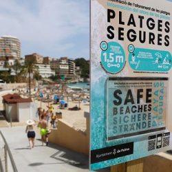 Den dritten Tag in Folge über kritische Marke: Infektionsrate auf Mallorca steigt weiter deutlich an