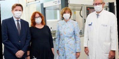 Eigene Maskenproduktion macht unabhängig von internationalen Lieferketten