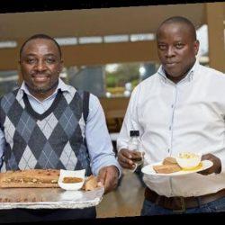 Zum Backen geeignet: Heuschreckenöl:Kulinarische Innovation aus Ostafrika