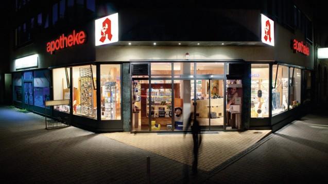Apotheken bekommen 345 Euro für jeden Vollnotdienst