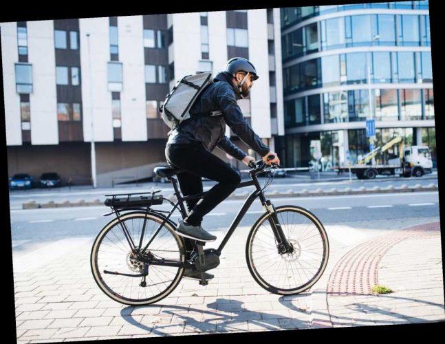 Der Arbeitsweg zu Fuß oder mit dem Rad ersetzt das Fitnessstudio