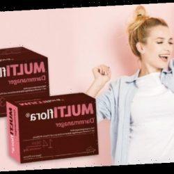 MULTIflora<sup>®</sup> Darmmanager: Immun-Power aus dem Darm