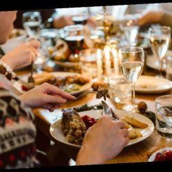 Festessen an Weihnachten: Das Schlemmer