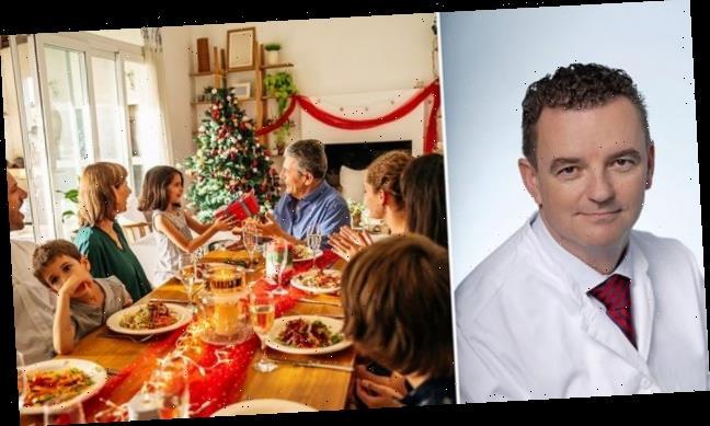 Großer Infektionsschutz-Ratgeber fürs Weihnachtsfest: Das rät Chefarzt Wendtner