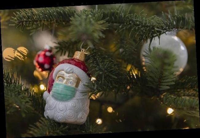 Wenige Tage sind besser als nichts: Experte rät zu Selbstisolation vor den Weihnachtsfeiertagen