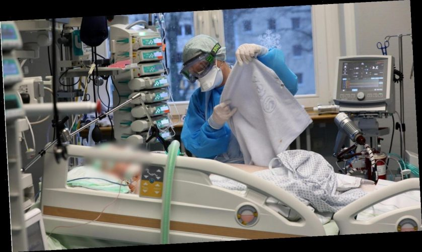 Intensivmediziner schlagen Alarm: Spüren keine Entspannung – Personal ausgebrannt