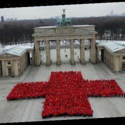 Das Deutsche Rote Kreuz feiert 100-jähriges Jubiläum