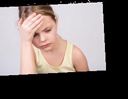 Wenn Migräne auch die Kleinsten quält