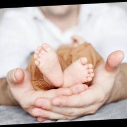 Die kleinwüchsige Abigail wiegt mit zwei Jahren weniger als ein Neugeborenes