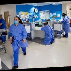 Corona in Großbritannien: Viele Geimpfte müssen im Krankenhaus behandelt werden