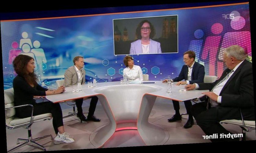 """Wortgefecht zwischen Lauterbach und Streeck in Talkshow: """"Sie tragen zur Spaltung bei"""""""